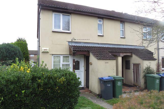 Thumbnail Maisonette for sale in Monks Way, Pewsham, Chippenham