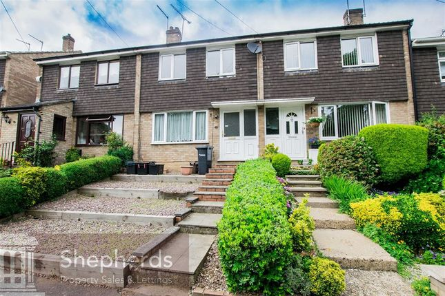 Thumbnail Terraced house to rent in Jersey Close, Hoddesdon, Hertfordshire