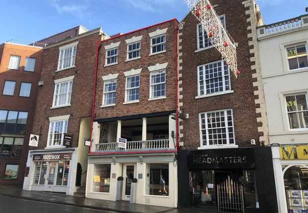 Thumbnail Office for sale in 11A Lower Bridge Street, Chester, Cheshire