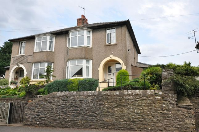 Thumbnail Semi-detached house for sale in The Cedars, Nateby Road, Kirkby Stephen, Cumbria