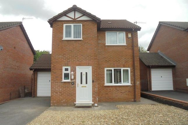 Thumbnail Detached house for sale in The Walk, Abernant, Aberdare