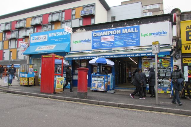 Retail premises to let in Wembley High Road, Wembley, Middlesex 2Dh