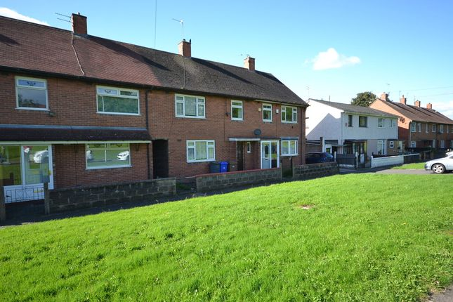 Thumbnail Town house to rent in Algar Road, Penkhull, Stoke-On-Trent