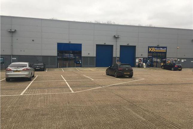 Thumbnail Warehouse to let in 15C Barker Street, City Trading Estate, Norwich, Norfolk