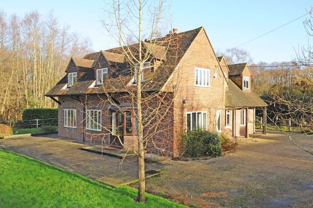 Thumbnail Detached house to rent in Westbrook Hill, Elstead, Godalming