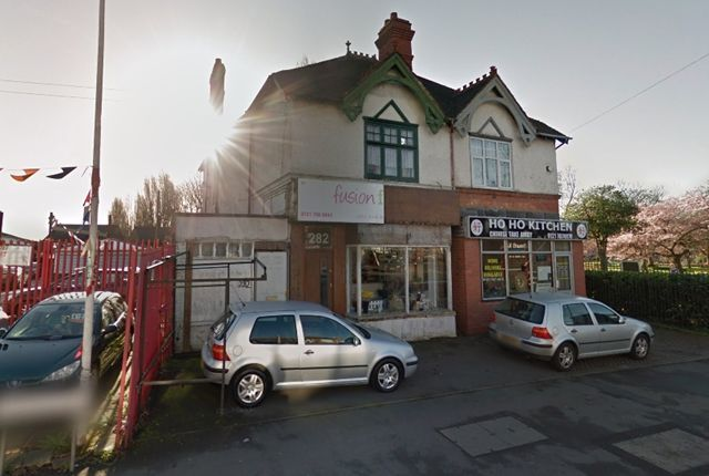 Thumbnail Commercial property for sale in Yardley Road, Yardley, Birmingham