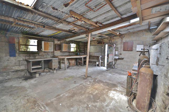 Garage of Charles Street, Neyland, Milford Haven SA73