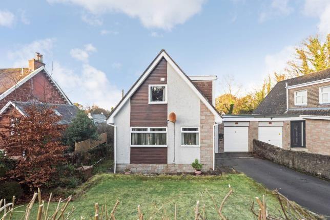 Thumbnail Link-detached house for sale in Seton Terrace, Skelmorlie, North Ayrshire, Scotland