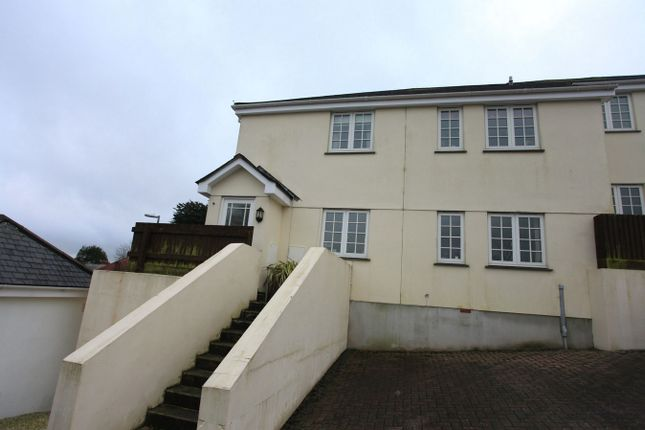 Thumbnail Flat for sale in Chy Pons, St Austell, Cornwall
