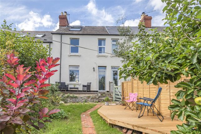 Thumbnail Terraced house for sale in Randalls Green, Chalford Hill, Stroud