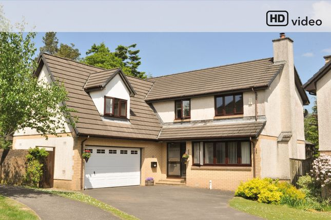 Thumbnail Detached house for sale in Chestnut Avenue, Killearn, Glasgow