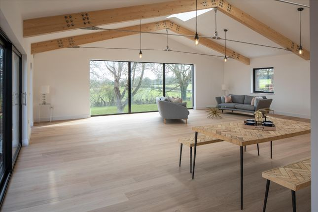 Thumbnail Detached house for sale in Treow Barns, West Harptree, Bristol