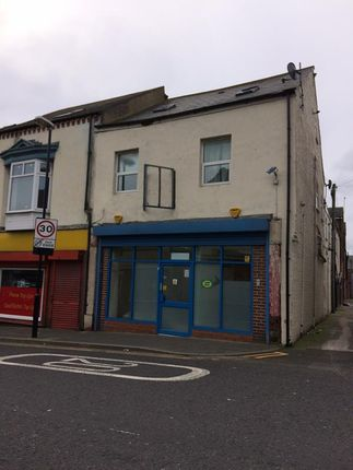 Retail premises for sale in 66 Rudyerd Street, North Shields