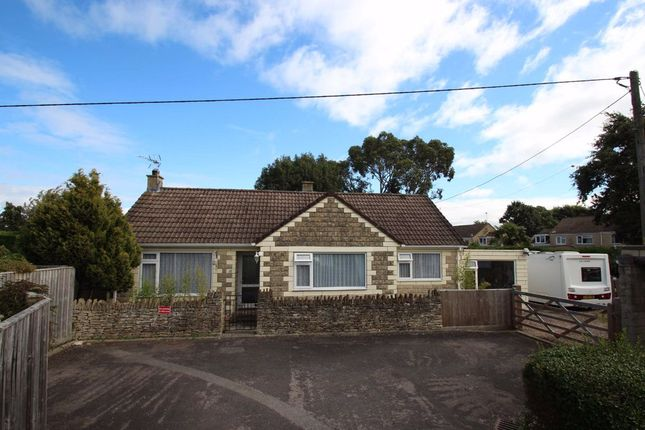Thumbnail Detached bungalow for sale in Orchard Drive, Southwick, Wiltshire