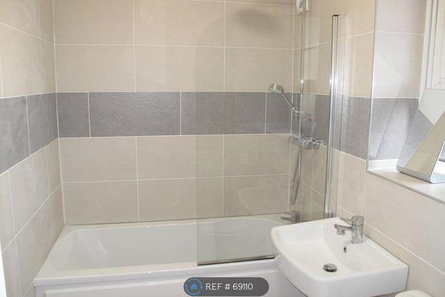 Bathroom of Radford House, London N7