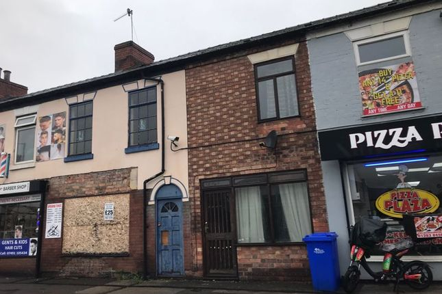 Thumbnail Terraced house to rent in Waterloo Street, Burton-On-Trent