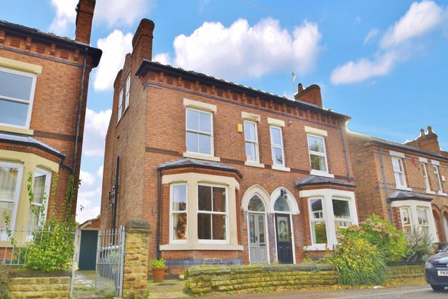 Thumbnail Semi-detached house for sale in Mona Road, West Bridgford