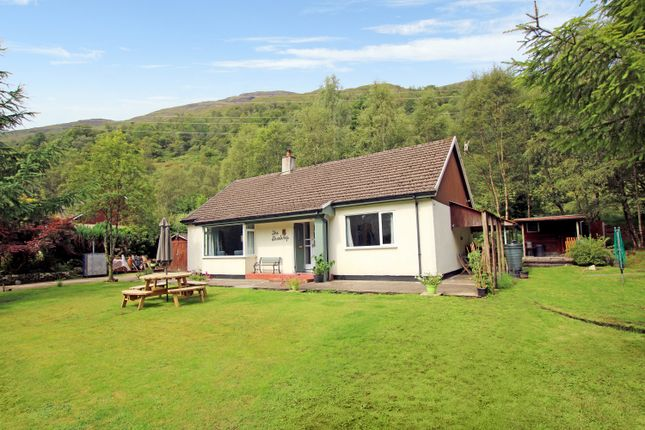 Thumbnail Detached bungalow for sale in The Sheiling, Lochawe, Dalmally