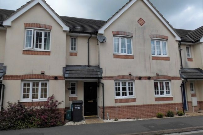 Thumbnail Terraced house to rent in Percivale Road, Yeovil