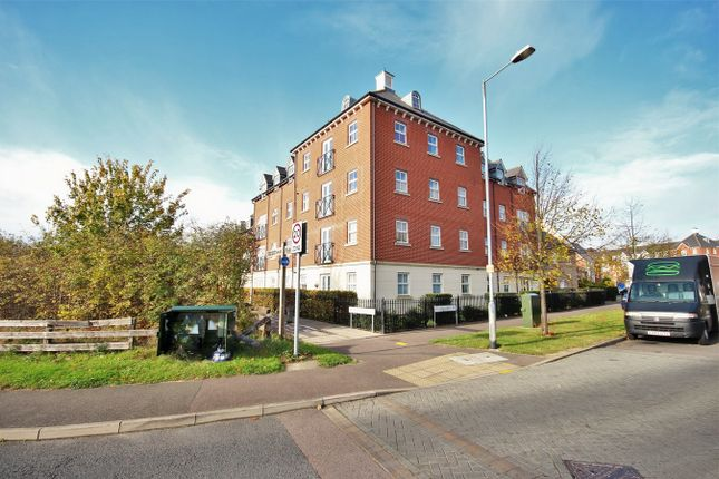 Thumbnail Flat for sale in William Harris Way, Colchester, Essex