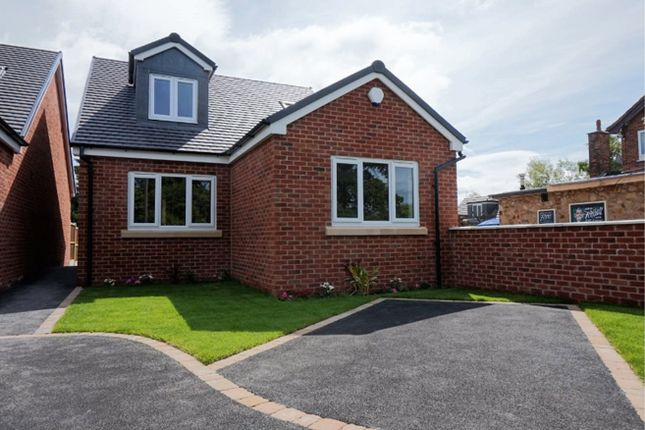 Thumbnail Detached bungalow for sale in Coupe Lane, Old Tupton, Chesterfield