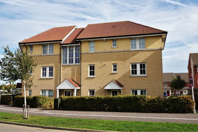 Thumbnail Flat for sale in Cavell Court, Basildon