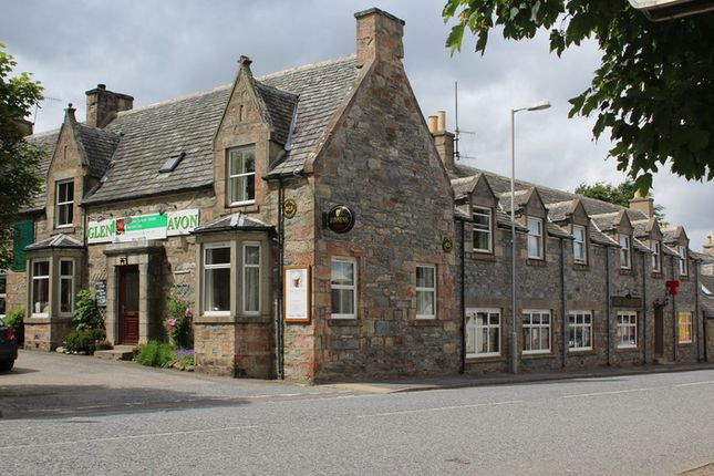 Thumbnail Hotel/guest house for sale in Glen Avon Hotel, The Square, Tomintoul, Banffshire