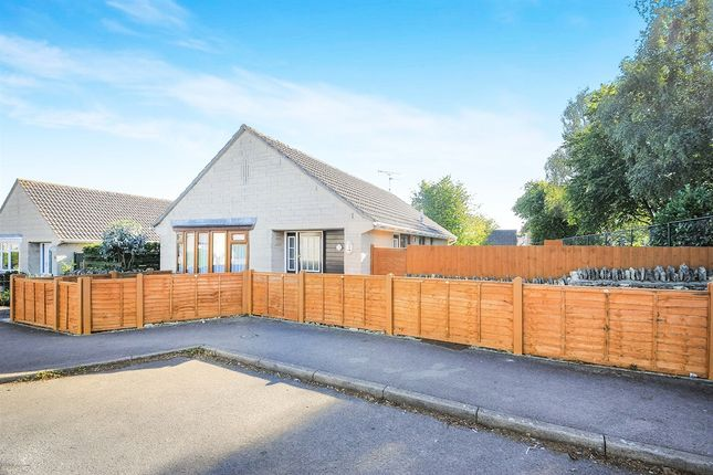 Thumbnail Detached bungalow for sale in The Laggar, Corsham