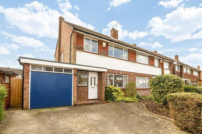 Thumbnail Semi-detached house for sale in Downley, Buckinghamshire