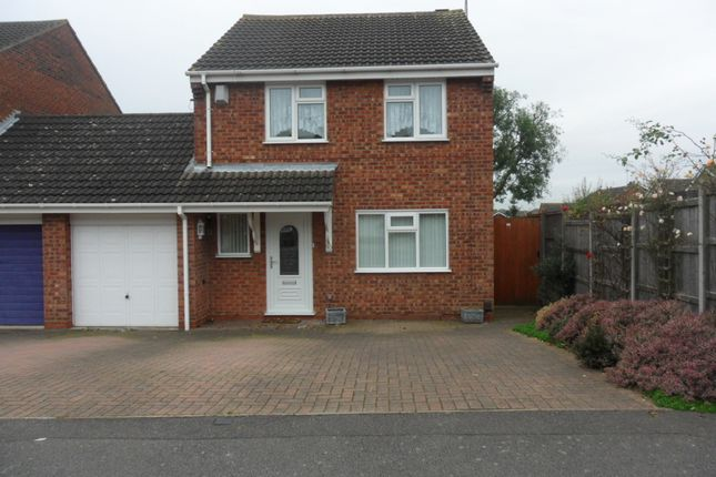 Thumbnail Semi-detached house to rent in Ambleside Road, Bedworth