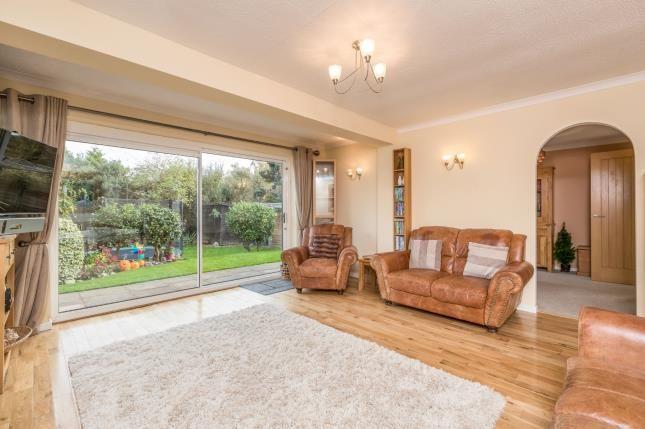 Living Room of Lee Close, Warwick CV34