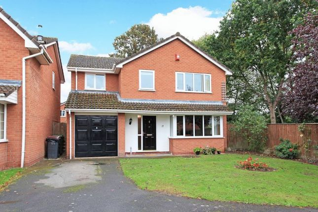 Thumbnail Detached house for sale in 17 Leeses Close, Shawbirch, Telford