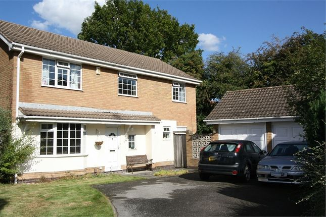 Thumbnail Detached house for sale in Somerby Court, Bramcote, Nottingham