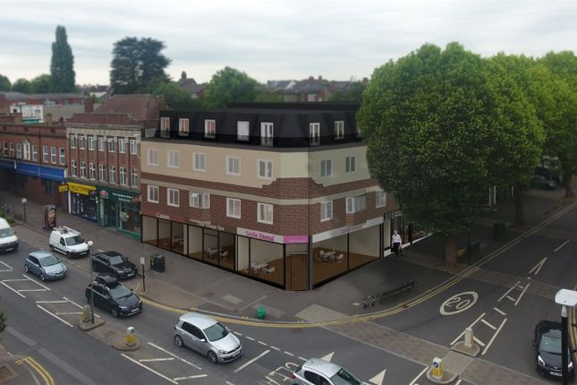 Thumbnail Flat for sale in Windsor House, Windsor Road, Worcester Park