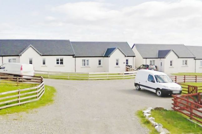 Thumbnail Semi-detached house for sale in 4, Pier View, The Anchorage, Scarnich, Isle Of Tiree PA776Ab