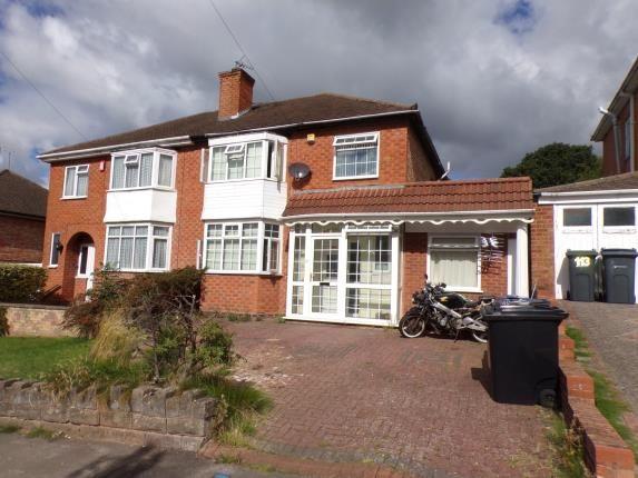 Thumbnail Semi-detached house for sale in Senneleys Park Road, Northfield, Birmingham, West Midlands
