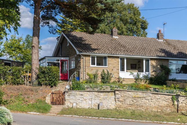 Thumbnail Semi-detached bungalow for sale in High Street, Thornton-Le-Dale, Pickering