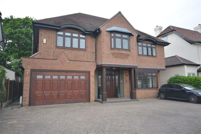 Thumbnail Detached house for sale in Ernest Road, Emerson Park, Hornchurch
