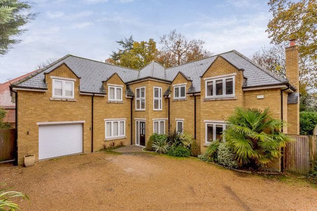 Thumbnail Detached house to rent in Portsmouth Road, Cobham