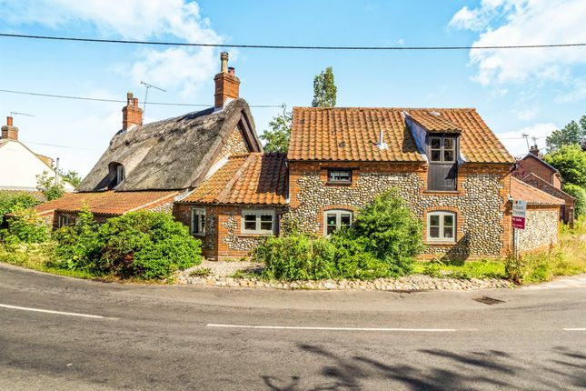 Thumbnail Property for sale in The Street, Thornage, Holt