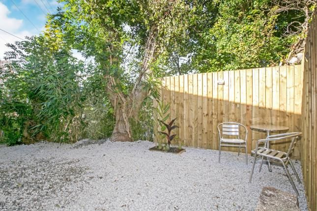 Garden of Eastwood Road, Penryn, Cornwall TR10
