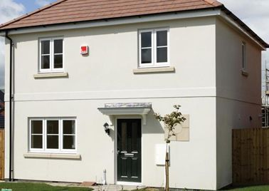 Thumbnail Detached house for sale in Off Gallus Drive, Hinckley, Leicestershire
