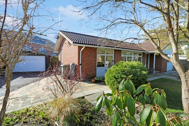 Thumbnail Detached bungalow for sale in Portsmouth Avenue, Thames Ditton