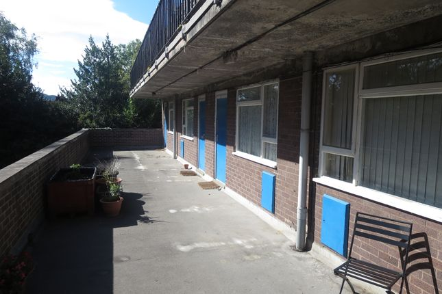Thumbnail Flat to rent in Flat 10, Greyhound Court, Madeley