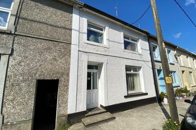 3 bed terraced house for sale in Highmead Terrace, Llanybydder SA40