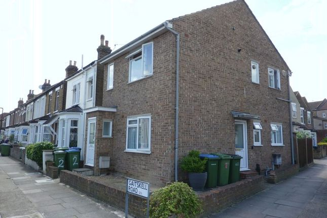 Thumbnail Flat for sale in Reventlow Road, London