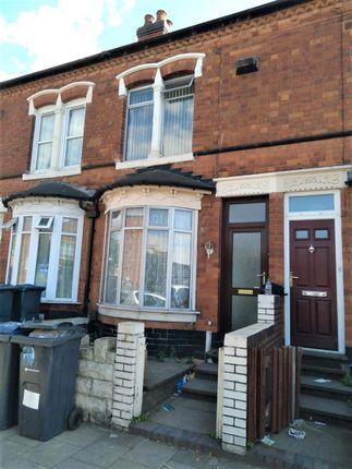 Thumbnail Terraced house for sale in Cobham Road, Bordesley Green, Birmingham