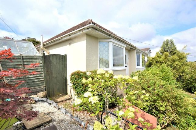 Thumbnail Semi-detached bungalow to rent in St. Georges Road, Saltash, Cornwall