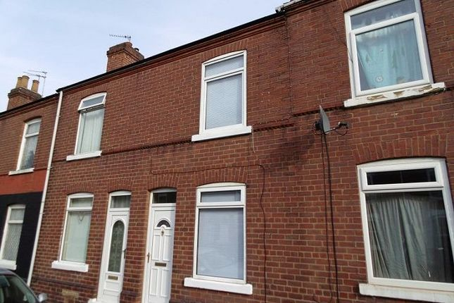 2 bedroom terraced house to rent in St Johns Road, Balby, Doncaster