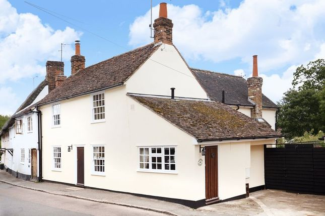 Thumbnail End terrace house for sale in Braughing, Nr Ware, Herts